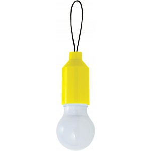 ABS LED pull light, yellow (8574-06)
