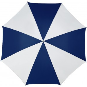 Golf umbrella, dark blue/white (4142-55)